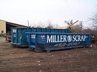Roll-Offs, Roll-Off Dumpsters, Construction Dumpsters