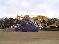 Recycling Scrap Iron & Metals, Iron Scrap Buyers, Scrap Iron, Ferrous Scrap