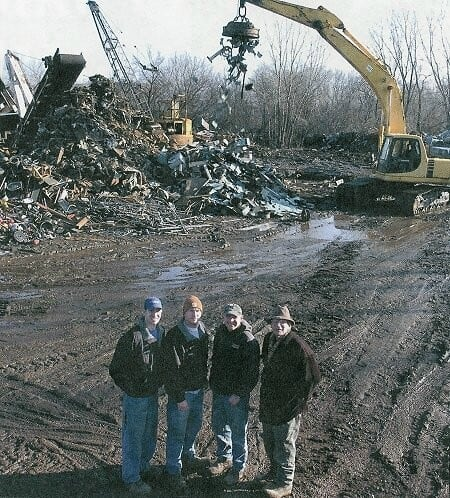 Metal Recycling Companies, Scrap Metal Recycling Business